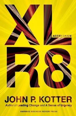 Accelerate by John P. Kotter