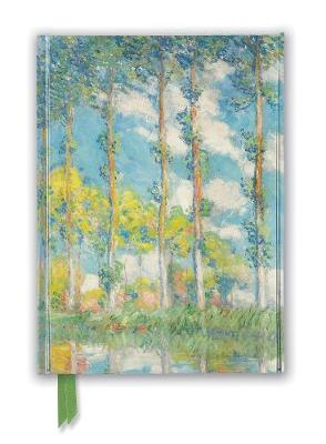 Claude Monet: The Poplars (Foiled Journal) by Flame Tree Studio