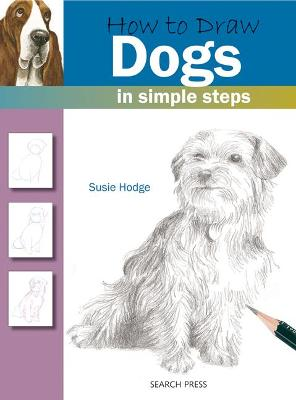 How to Draw: Dogs book