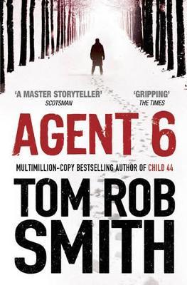 Agent 6 book