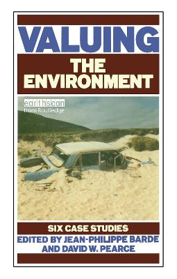Valuing the Environment book