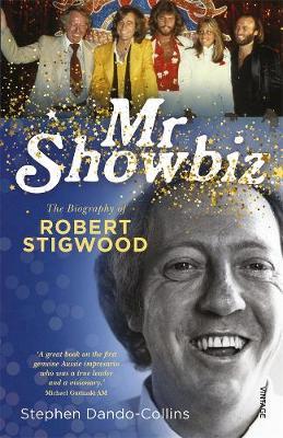 Mr Showbiz book