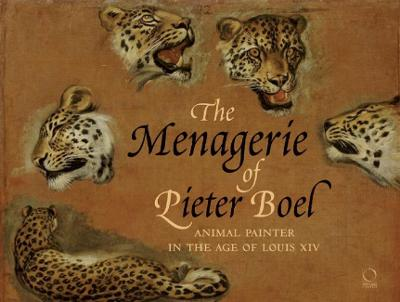 Menagerie of Pieter Boel book
