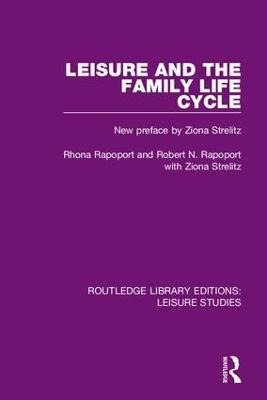 Leisure and the Family Life Cycle book