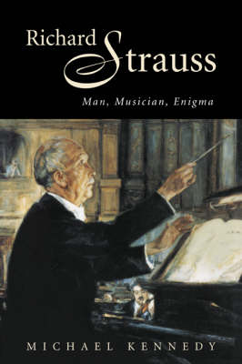 Richard Strauss book
