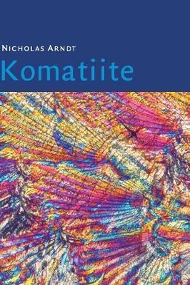 Komatiite book