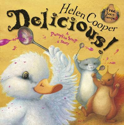 Delicious! by Helen Cooper