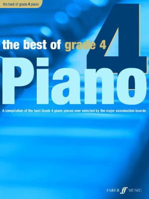 The Best of Grade 4 (piano) by Anthony Williams