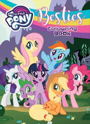 My Little Pony Besties Colouring Book by