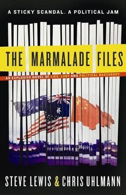 Marmalade Files book