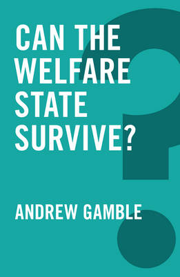 Can the Welfare State Survive? book