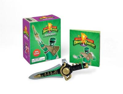 Mighty Morphin Power Rangers Dragon Dagger and Sticker Book by Running Press