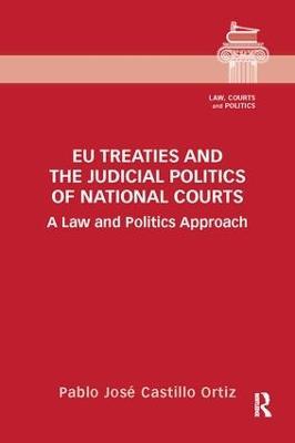EU Treaties and the Judicial Politics of National Courts by Pablo Jose Castillo Ortiz