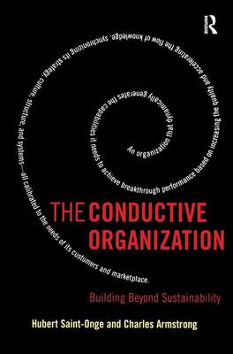 Conductive Organization by Hubert Saint-Onge