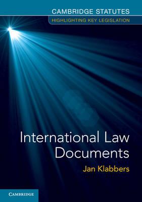 International Law Documents by Jan Klabbers