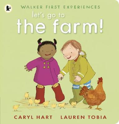 Let's Go to the Farm! book