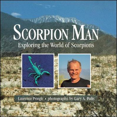 Scorpion Man by Laurence Pringle