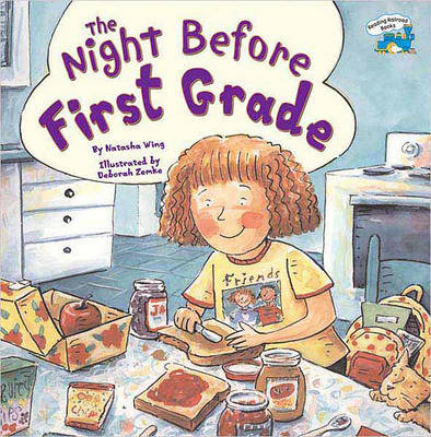 Night Before First Grade book