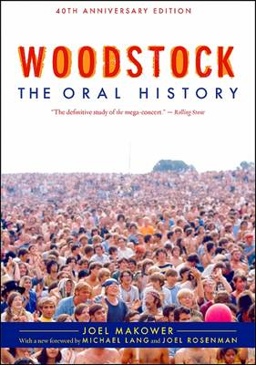 Woodstock by Joel Makower
