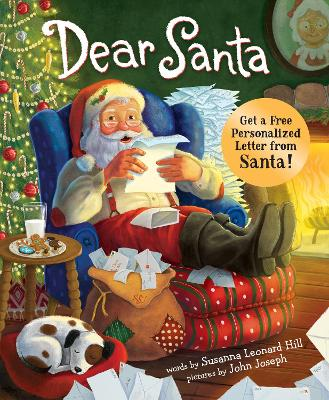 Dear Santa: For Everyone Who Believes in the Magic of Christmas by Susanna Leonard  Hill