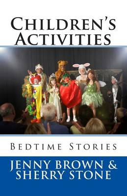 Bedtime Stories by Jenny Brown