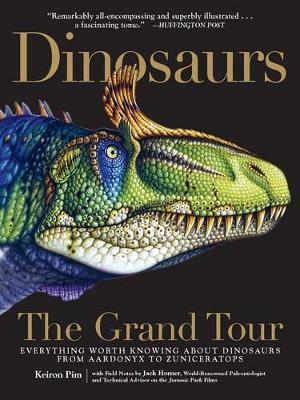 Dinosaurs - The Grand Tour book