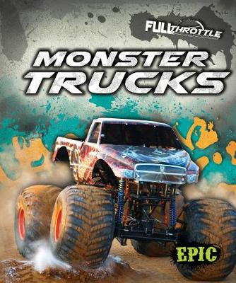 Monster Trucks by Thomas K Adamson