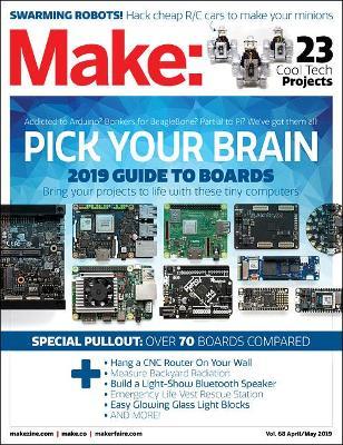Make - Volume 68 by Mike Senese