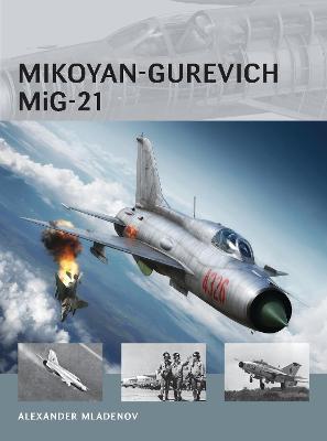 Mikoyan-Gurevich MiG-21 by Alexander Mladenov