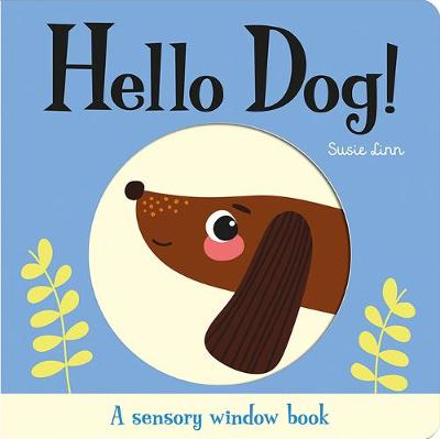 Peek-a-boo Little Dog! by Susie Linn