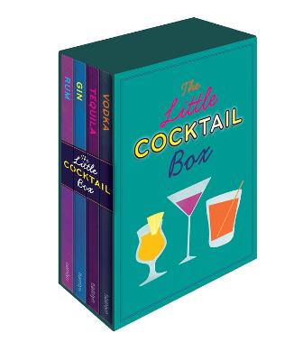 The Little Cocktail Box book