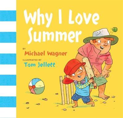 Why I Love Summer book