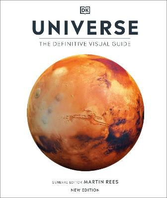 Universe: The Definitive Visual Guide by DK