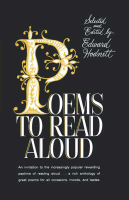 Poems to Read by Robert Pinsky