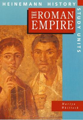 Heinemann History Study Units: Student Book.  The Roman Empire book
