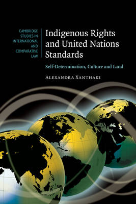 Indigenous Rights and United Nations Standards book