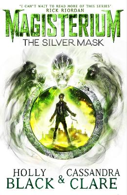Magisterium: The Silver Mask book