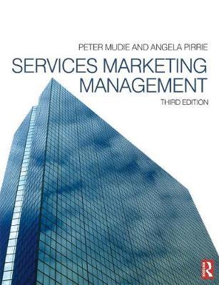 Services Marketing Management book