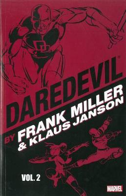 Daredevil By Frank Miller & Klaus Janson Vol.2 by Roger McKenzie