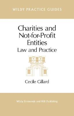Charities and Not-For-Profit Entities by Cecile Gillard