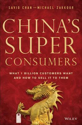 China's Super Consumers book
