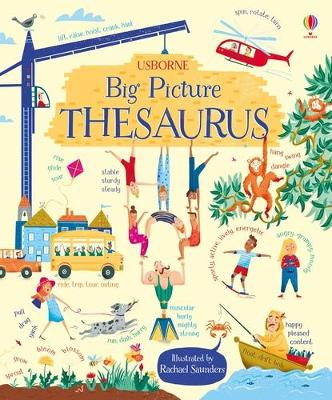 My Big Picture Thesaurus by Rosie Hore