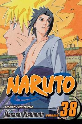 Naruto, Vol. 38 by Masashi Kishimoto