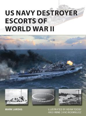 US Navy Destroyer Escorts of World War II book