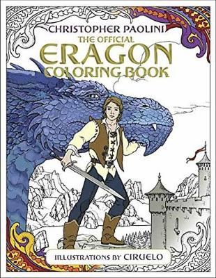 Official Eragon Coloring Book by Christopher Paolini