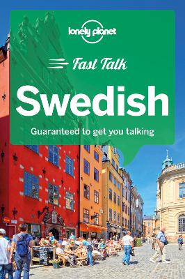 Fast Talk Swedish by Lonely Planet