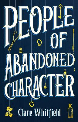 People of Abandoned Character book