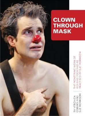 Clown Through Mask book