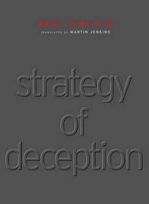 Strategy of Deception by Paul Virilio