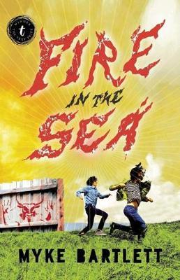 Fire In The Sea book